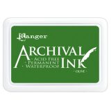 Archival Ink Pad – Olive