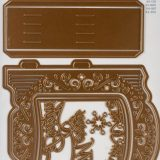 Spellbinders S6-157 Grand Holiday Cabinet