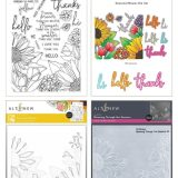 Altenew – Craft Your Life Project Kit – Seasonal Blooms