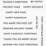 My Favorite Things – Itty Bitty Holiday